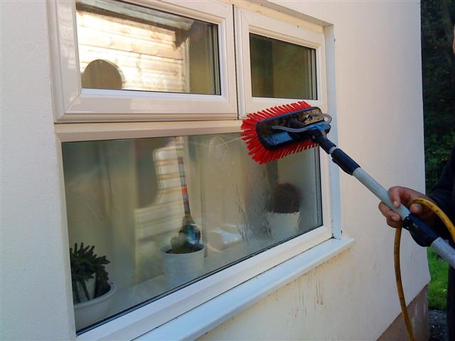 How to prepare uPVC windows for painting