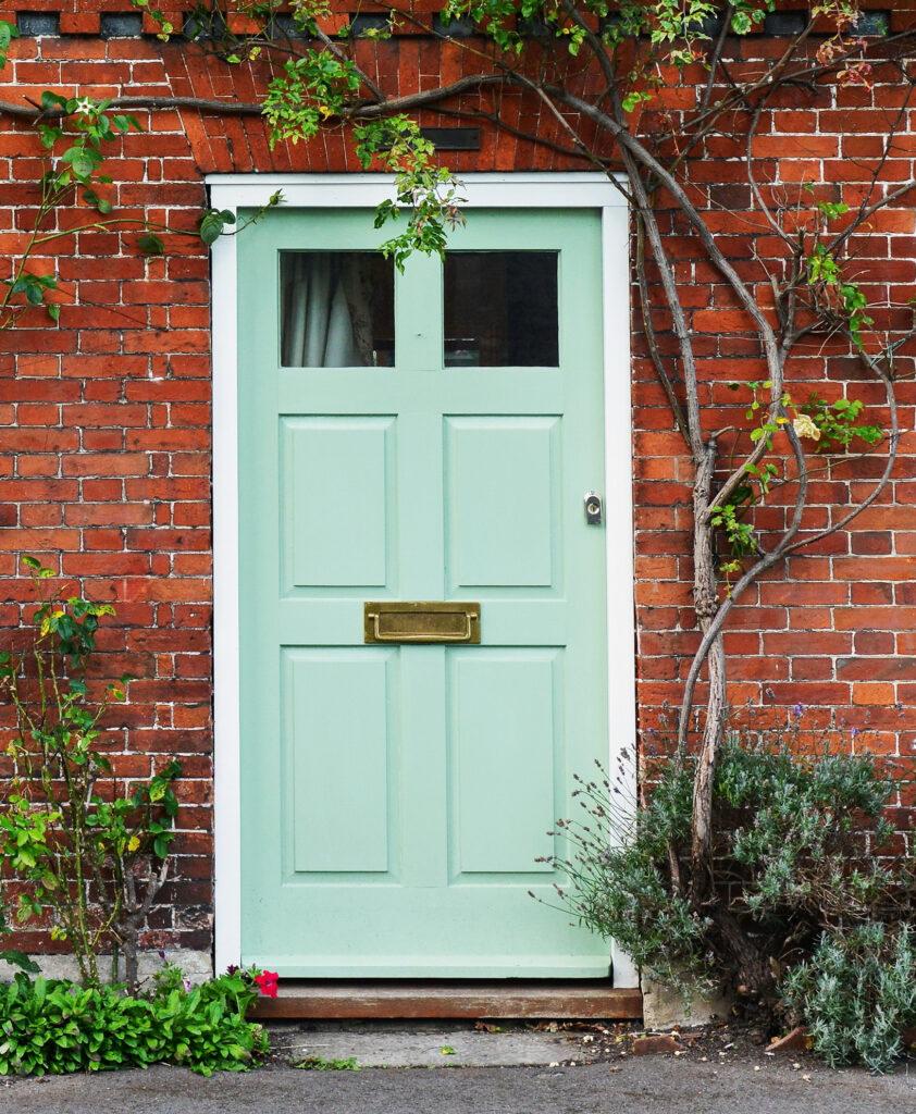 Can You Paint Upvc Doors